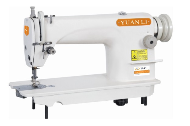 YL-21 HIGH SPEED LOCKSTITCH MACHINE(HEAVY WEIGHT FABRIC)