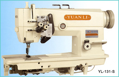 YL-131-S DOUBLE NEEDLE FLAT CORNER STITCH