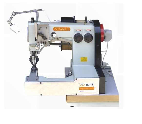 YL-113 FEED OFF THE ARM MOCCA SEWING MACHINE