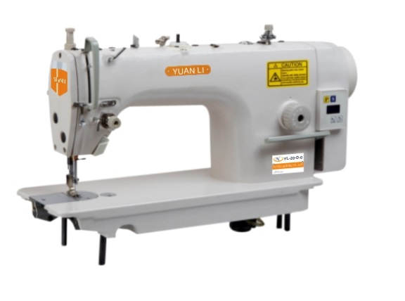 YL-20-D-0 DIRECT DRIVE MOTOR LOCKSTITCH SEWING MACHINE