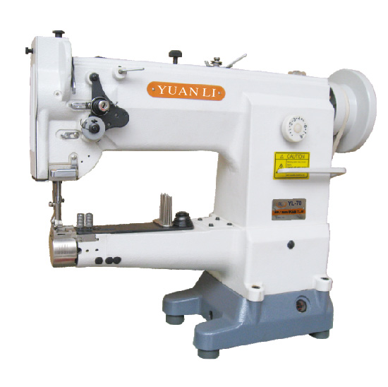 YL-70 CYLINDER BED COMPOUND FEED LOCKSTITCH SEWING MACHINE
