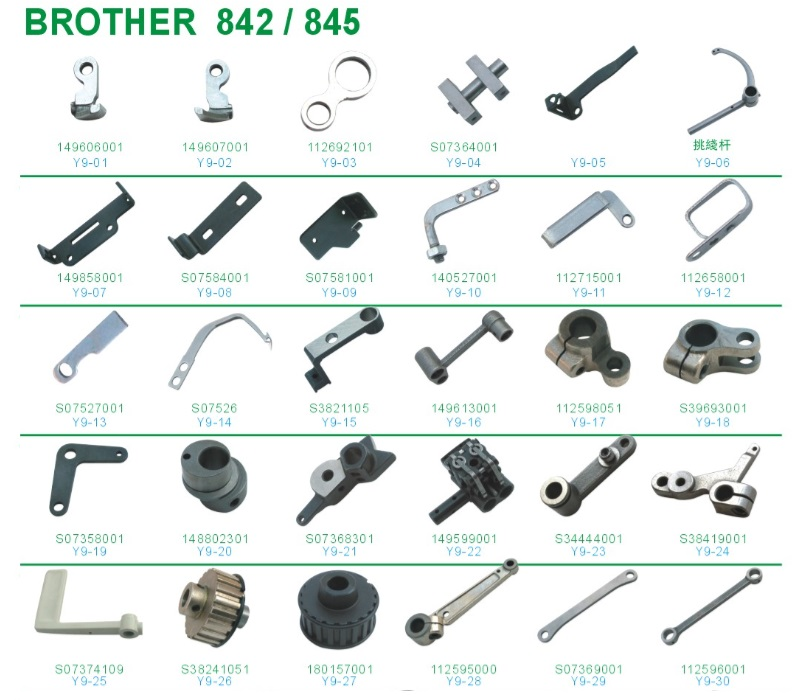 BROTHER 842/845