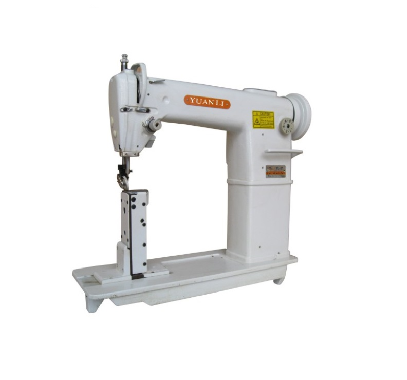YL-31 POSTBED LOCKSTITCH MACHINE ( Single needle )