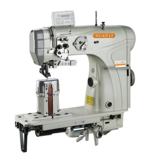 YL-42D-BT DIRECT DRIVE MOTOR POSTBED SEWING MACHINE (DOUBLE NEEDLE)